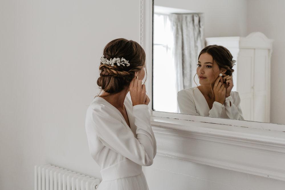 treseren weddings cornwall hair and makeup