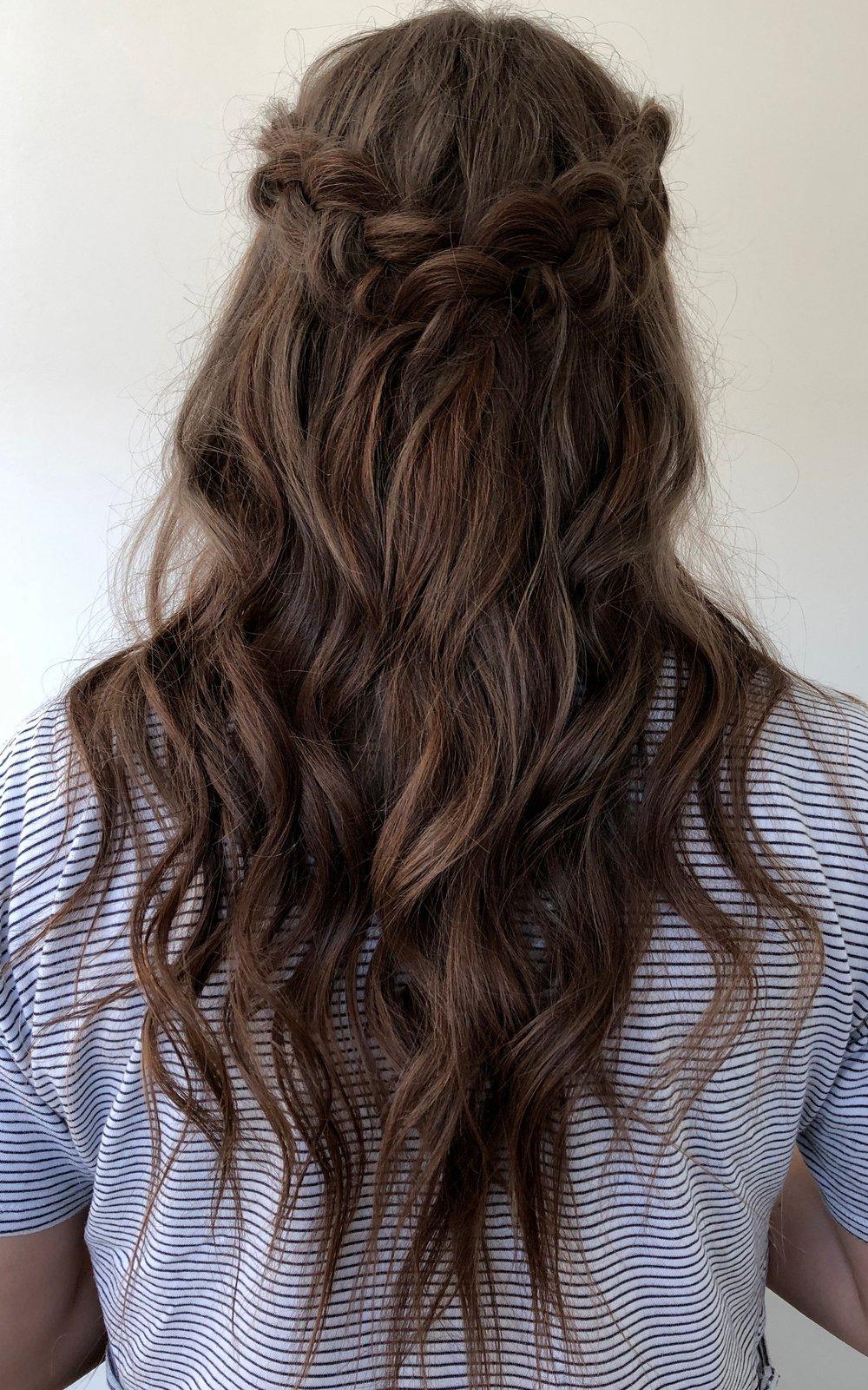 braids cornwall hair