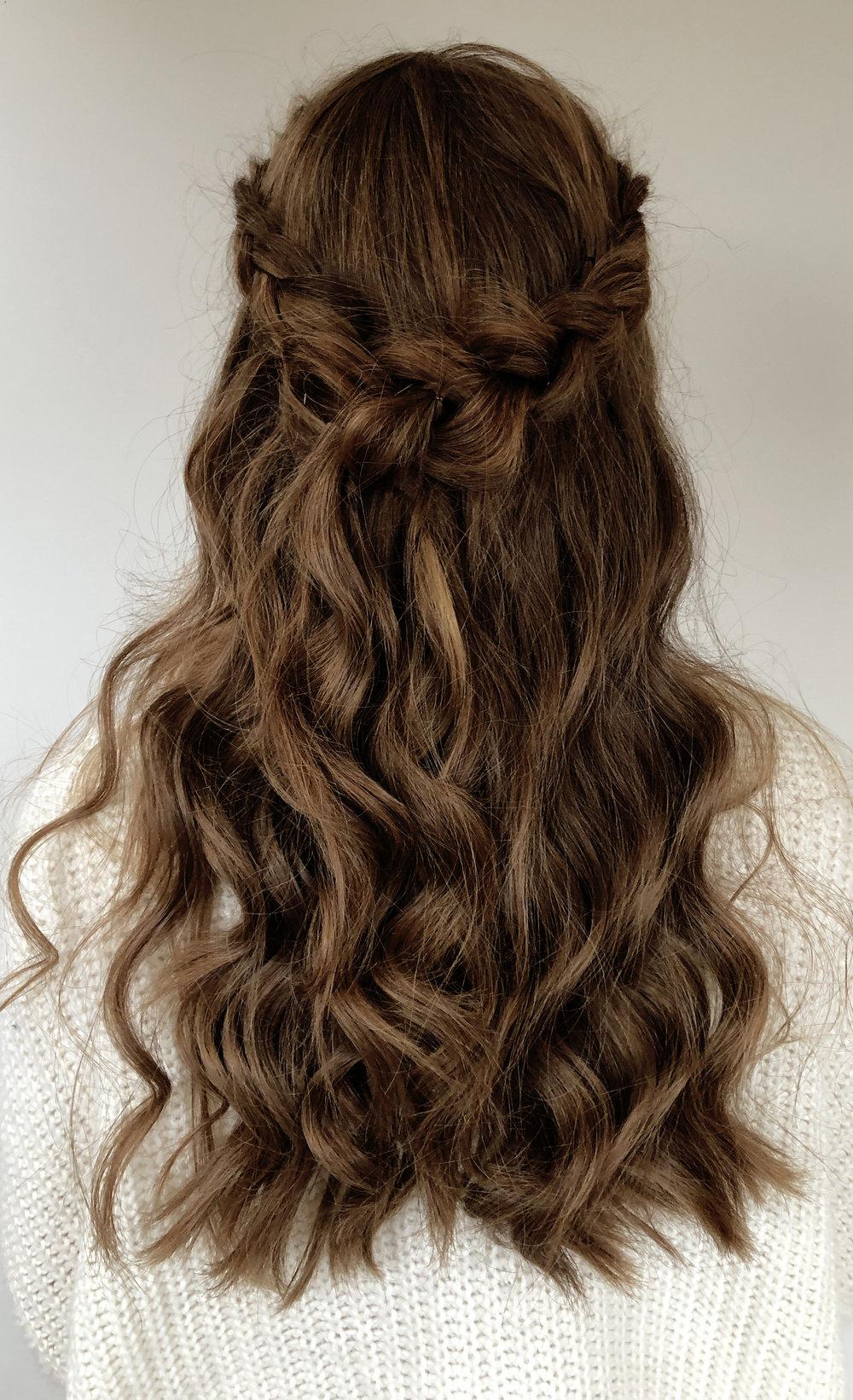 boho braids cornwall