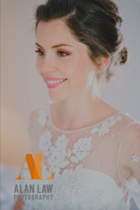 cornwall bridal hair and makeup