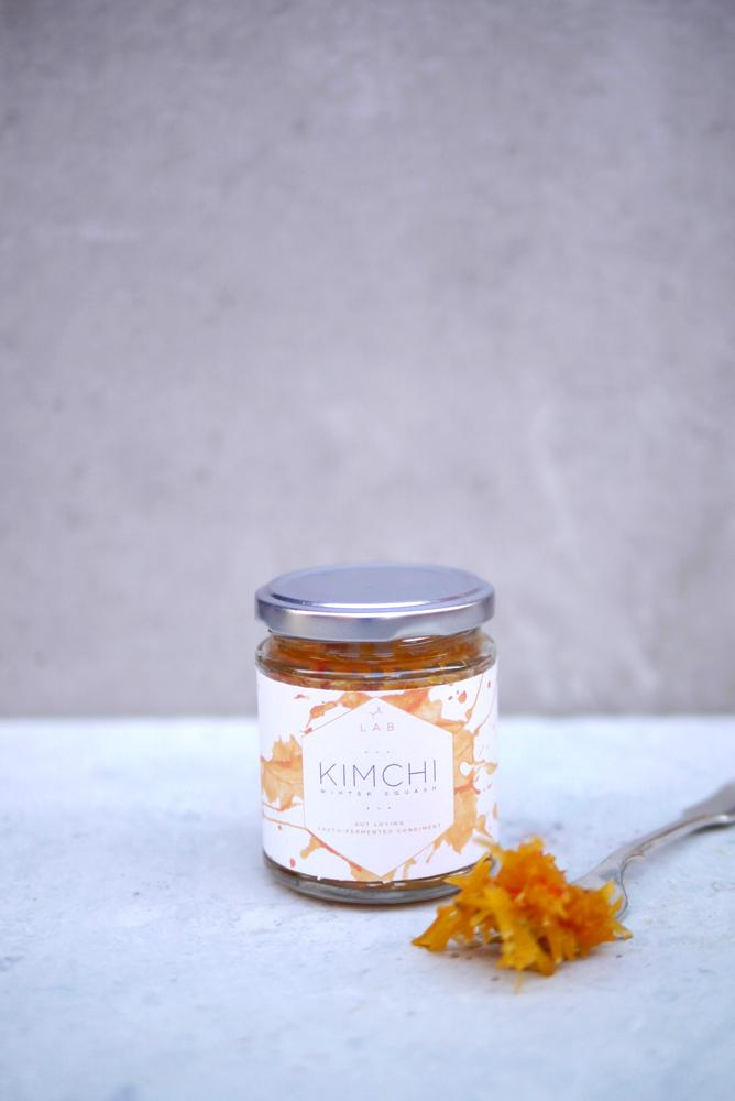 Winter Squash Kimchi