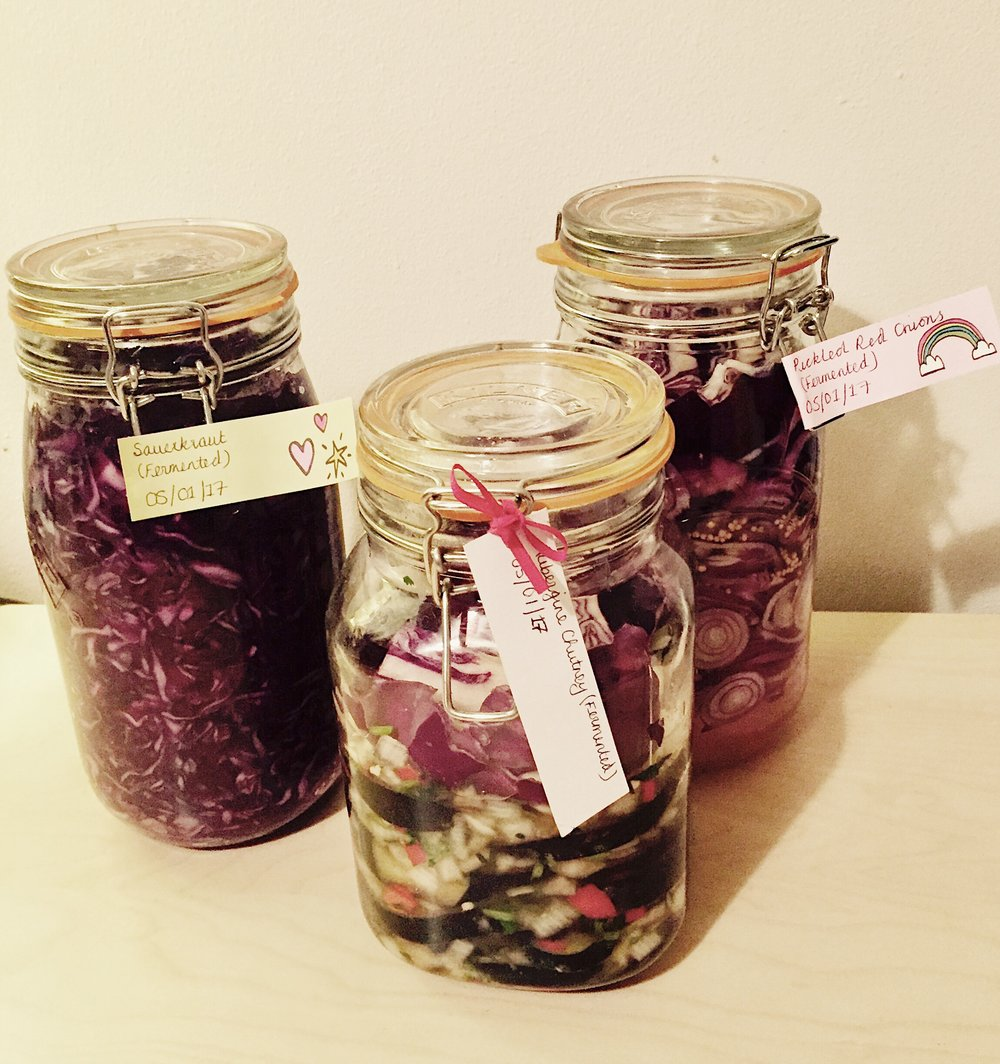 My DIY Ferments