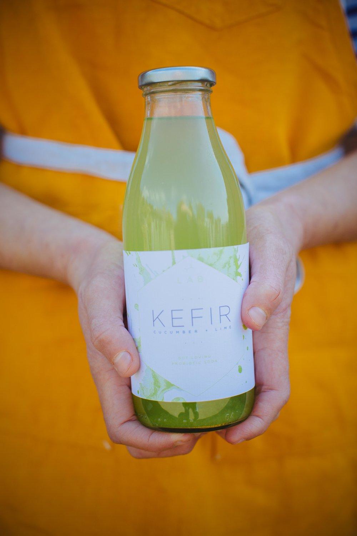 water kefir fermented by lab