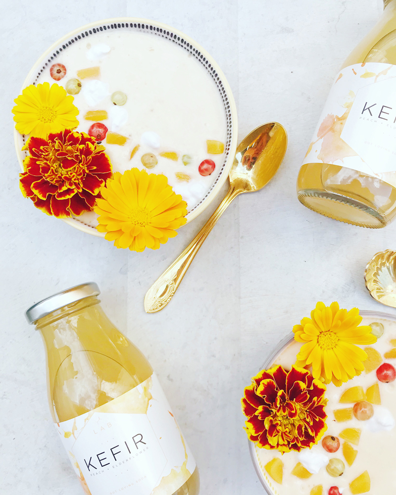Peaches + Cream Kefir Smoothie Bowl.jpg