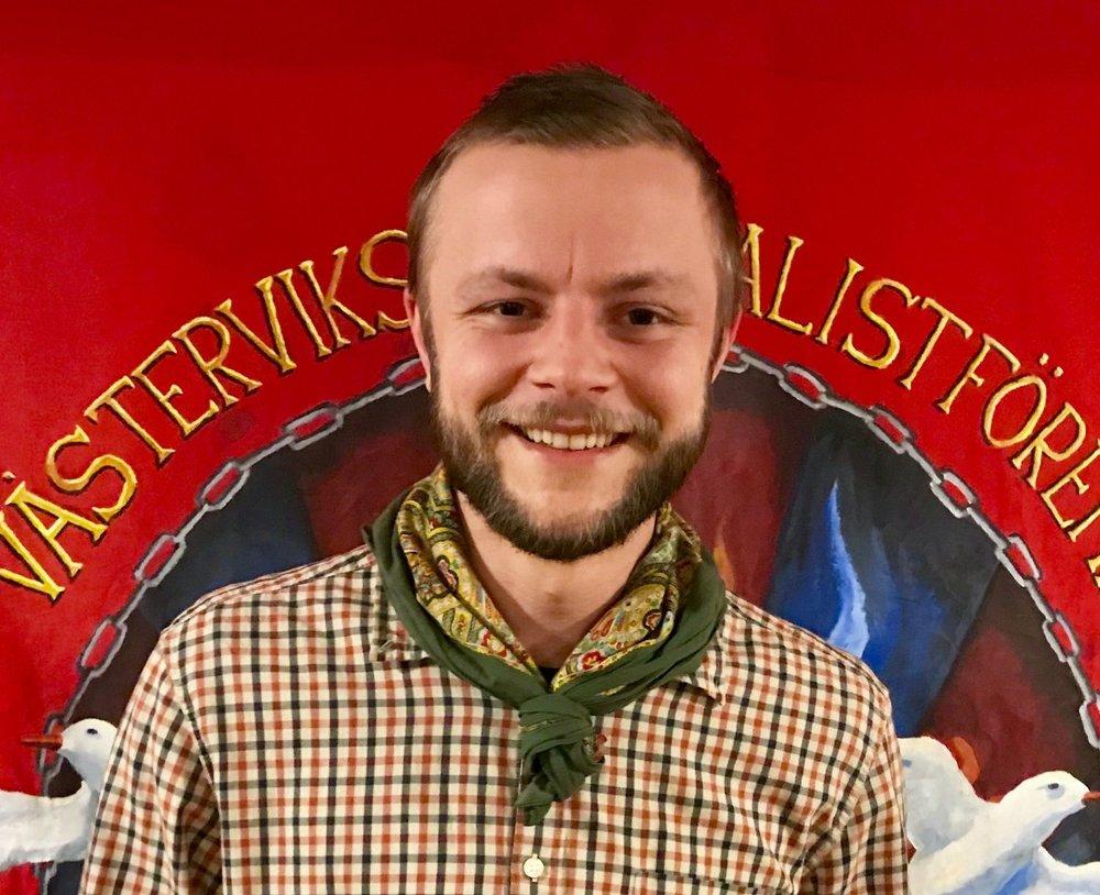Ordförande och kontaktperson:Jacob Hoffsten 076 834 86 76 - info@välfärdspartiet.se