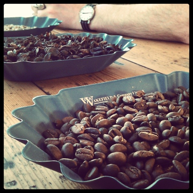 Coffee from Allpress