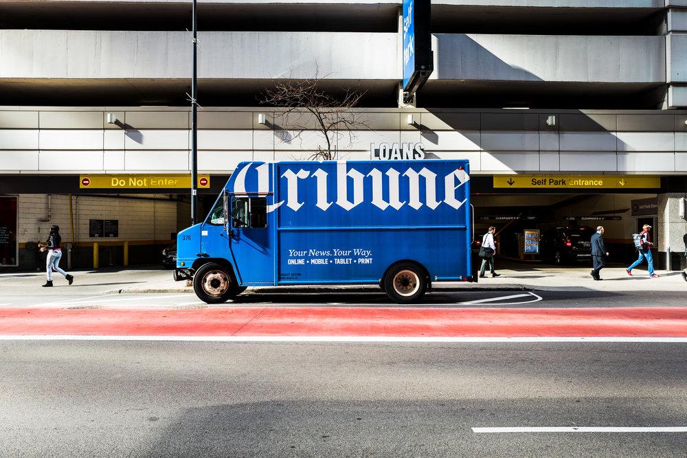 Tribune-Truck