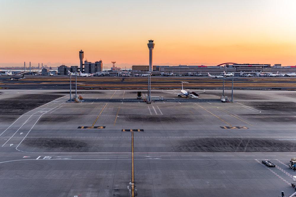 Good Morning Haneda Airport.jpg