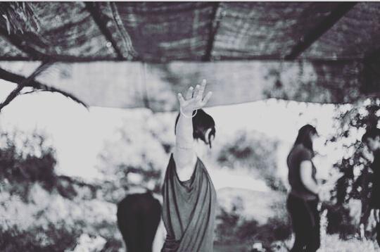 Charlotte Kessler yoga