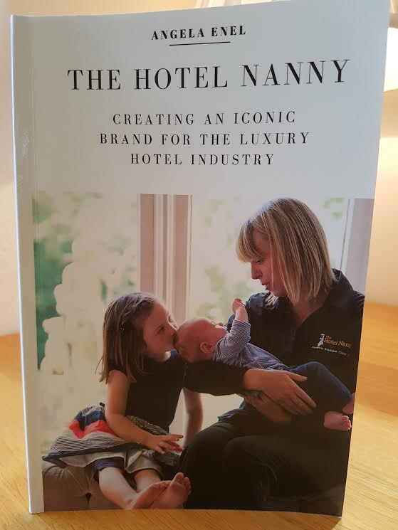 The Hotel Nanny book Free with every consultation