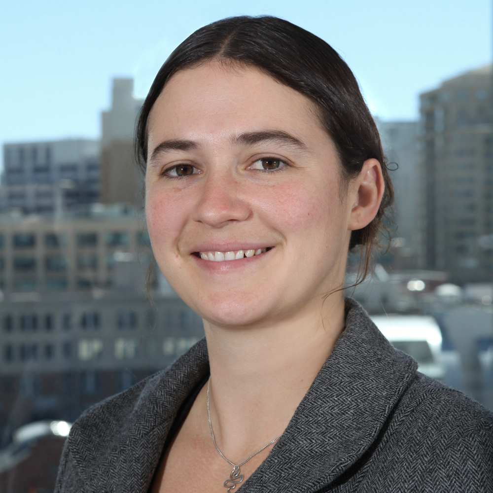 Kirstin Weeks, GRP, CEM; Senior Building Ecology Specialist, ARUP