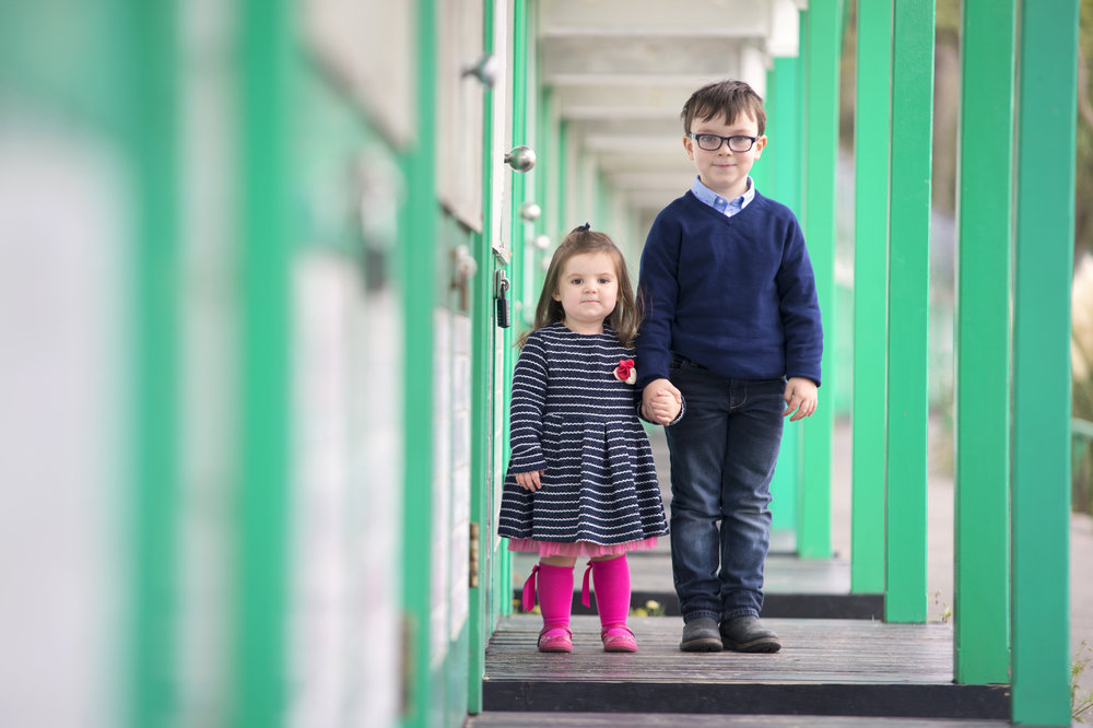 Location photoshoot for children Swansea & South Wales