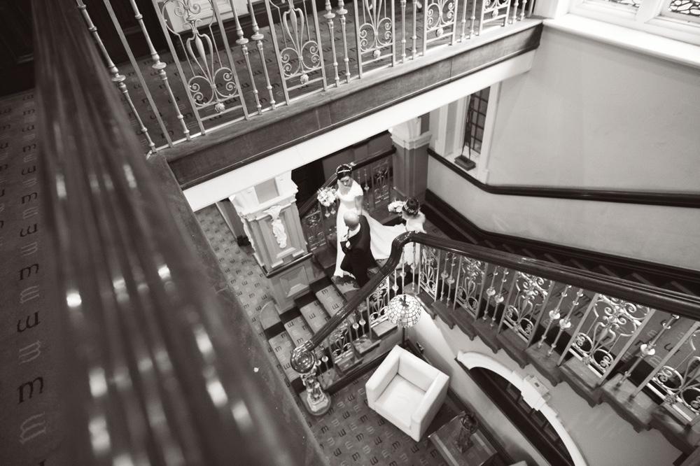 Morgans hotel wedding