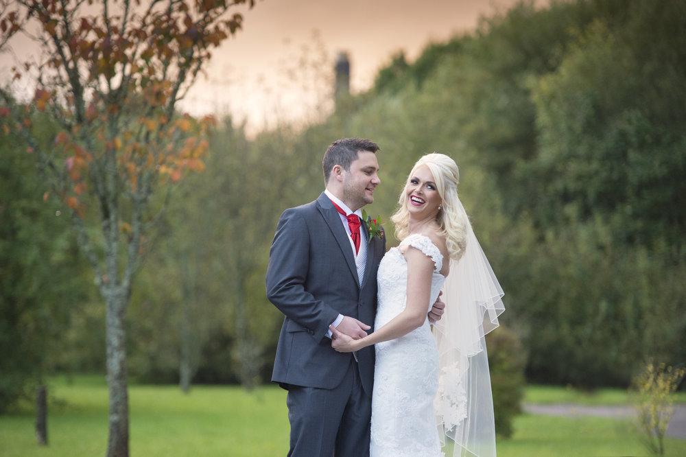 wedding manor park hotel swansea