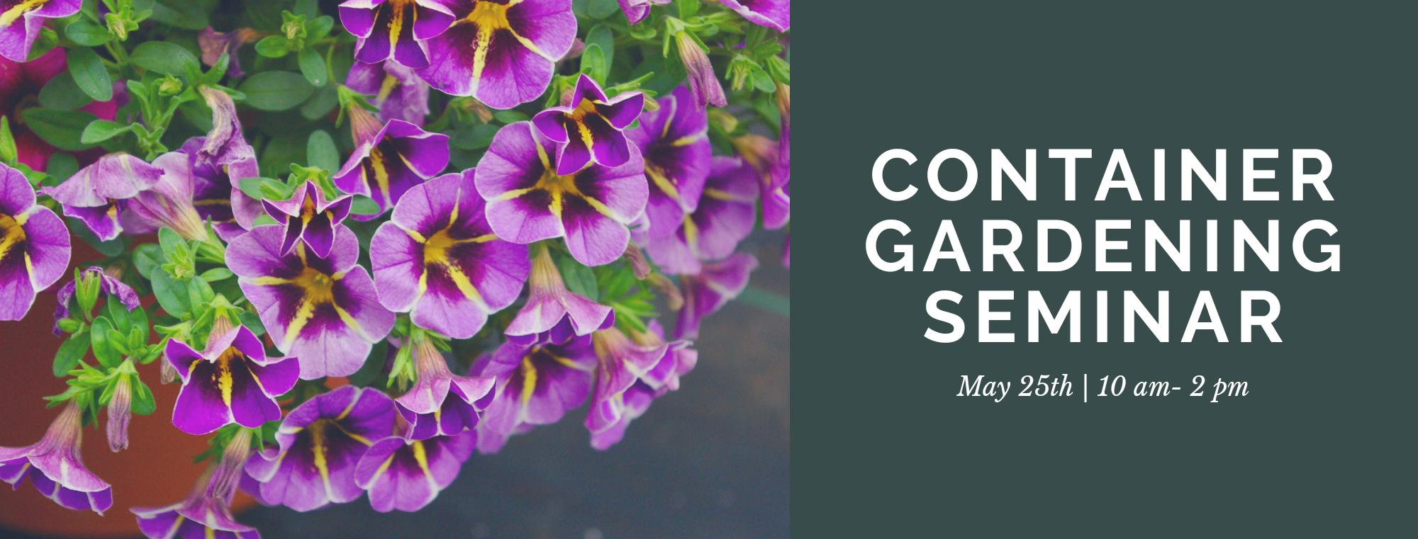 Gallery- Sailer's Greenhouse