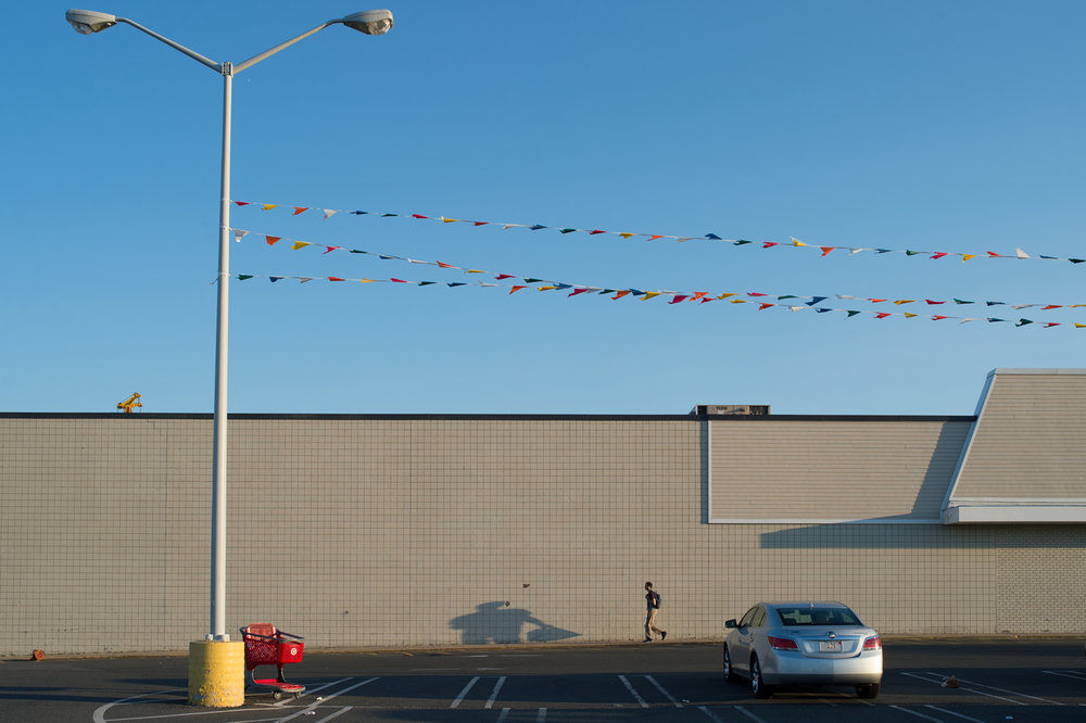 Parking Lot, Somerville, Massachusetts