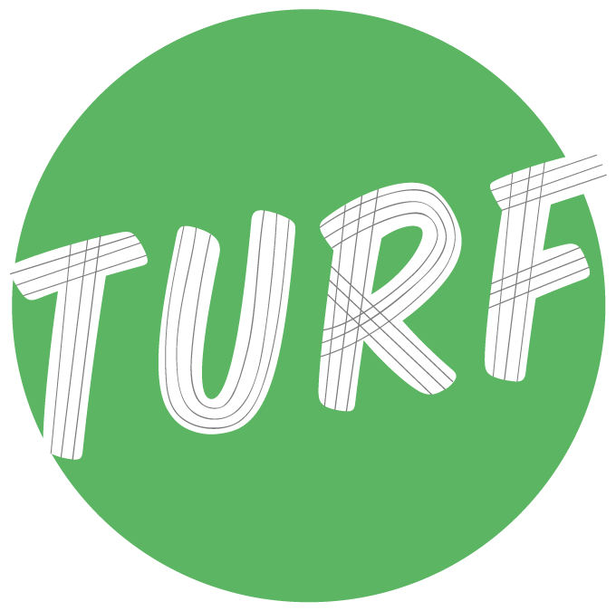 Turf Logo Rebrand
