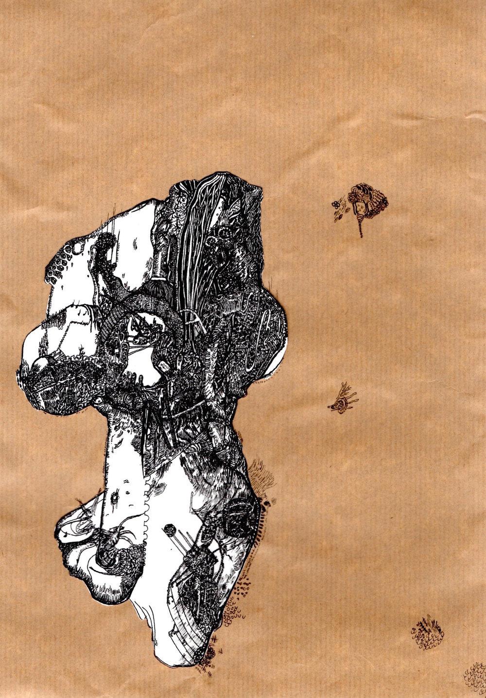 Brown Body (2015) by Sarah Hill 1.jpg
