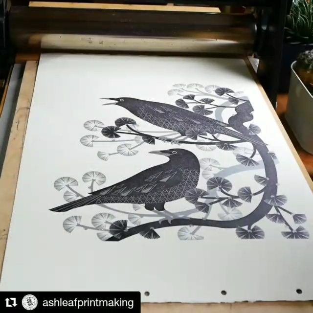 Instagram — @JustPrintmaking