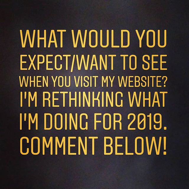 Comment below on what you want to see on my site this year! #justprintmaking #art #feature #website #2019 #changes #print #printmaking #questionoftheday