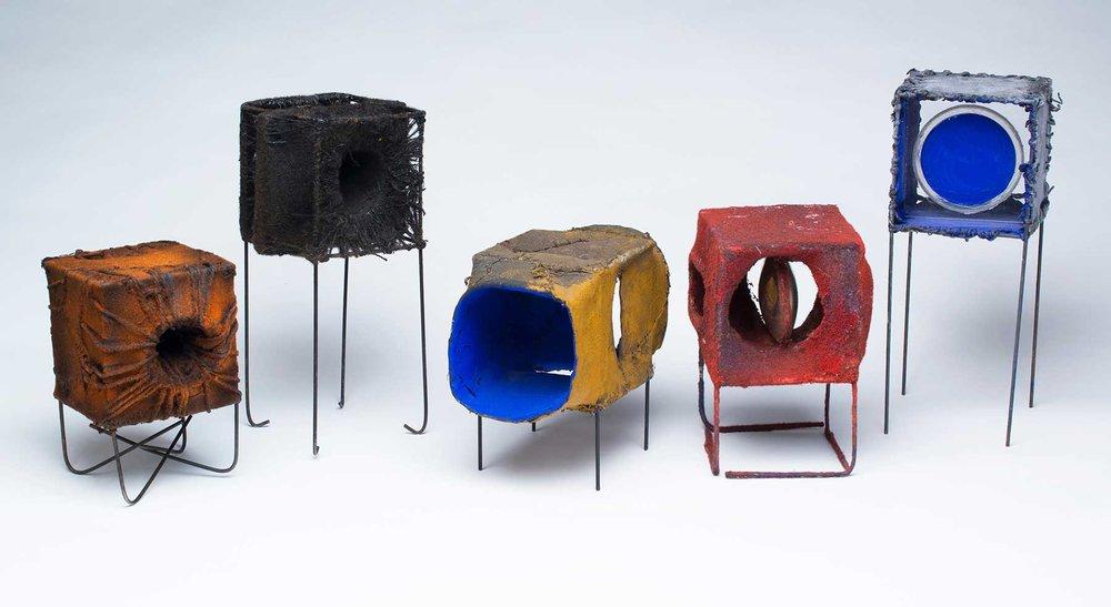 5 'City Boxes'
