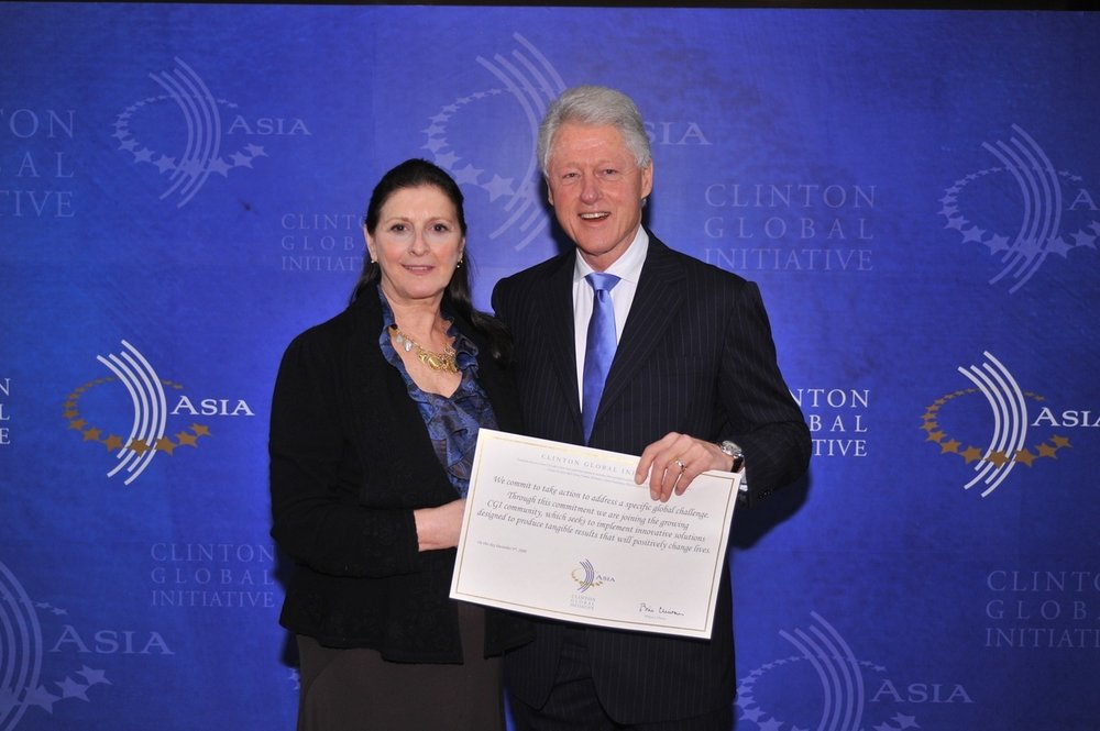 Clinton Global Initiative Asia (2008)