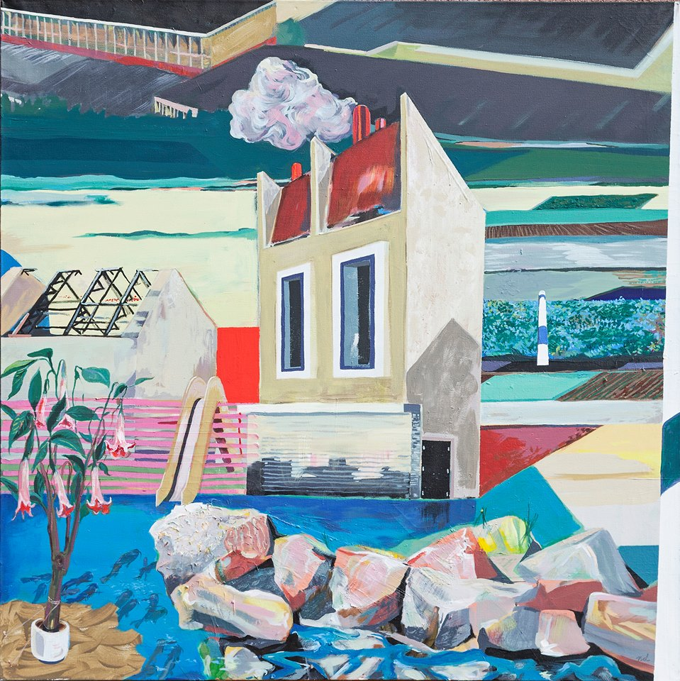 Das Atelier, 2014