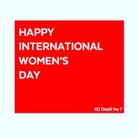 Wearing red today!  #internationalwomensday
