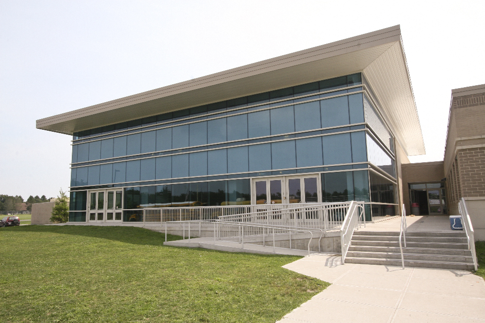 East Hampton High School Bhc Architects