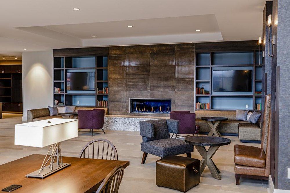 Hotel Madison lobby fireplace.jpg