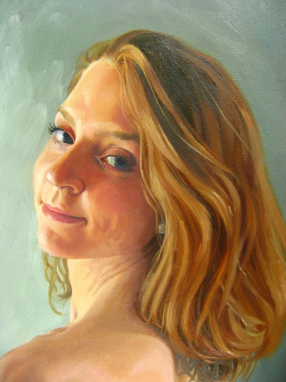 'Gillian' , detail