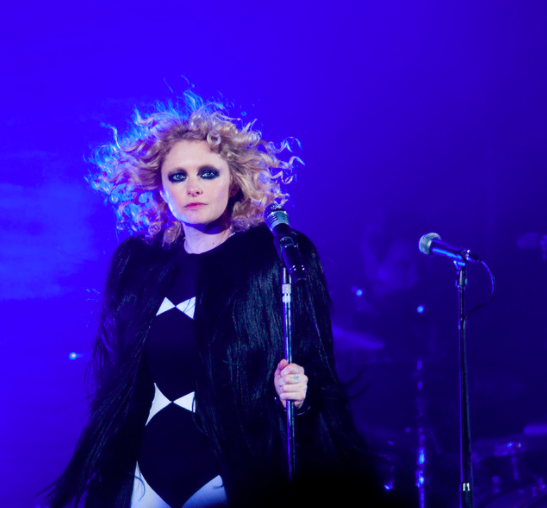 Alison Goldfrapp. Photo by  Surreal Name Given  via Google Images.