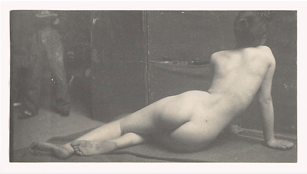 """[Female Nude from the Back]""  by  Thomas Eakins (American, Philadelphia, Pennsylvania 1844–1916 Philadelphia, Pennsylvania)   via The Metropolitan Museum of Art  is licensed under  CC0 1.0"