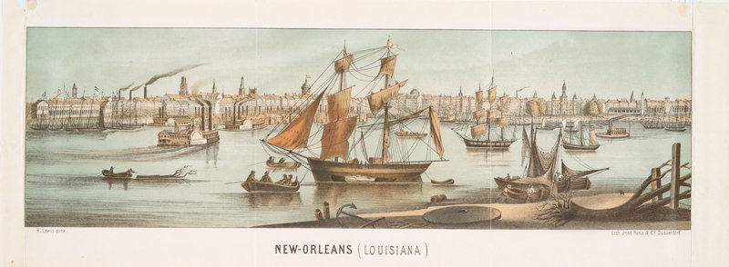 New Orleans - NYPL - Public domain