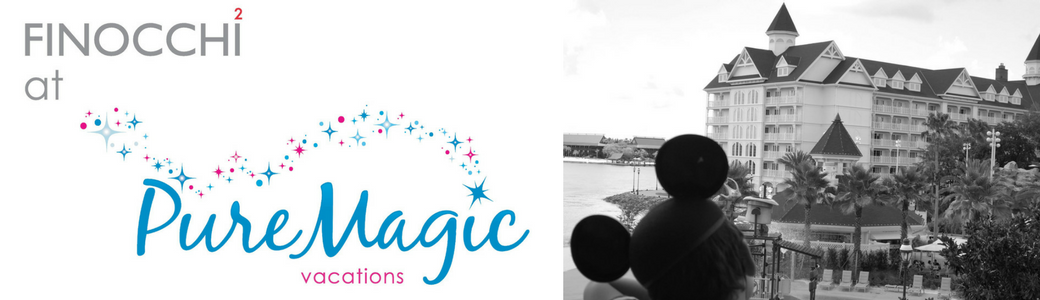 Finocchi at Pure Magic Vacations