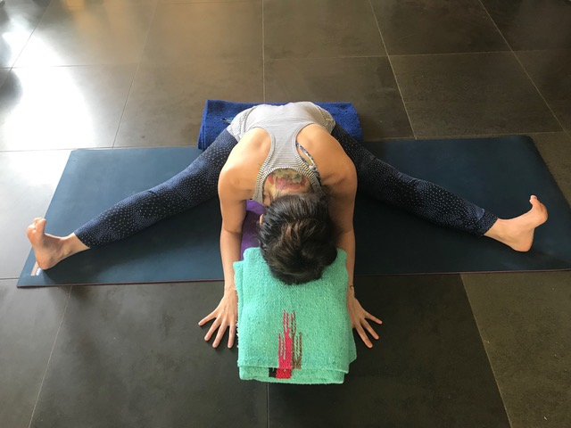 5 Poses For Your Visit From Aunt Flo — YOGA ATELIER
