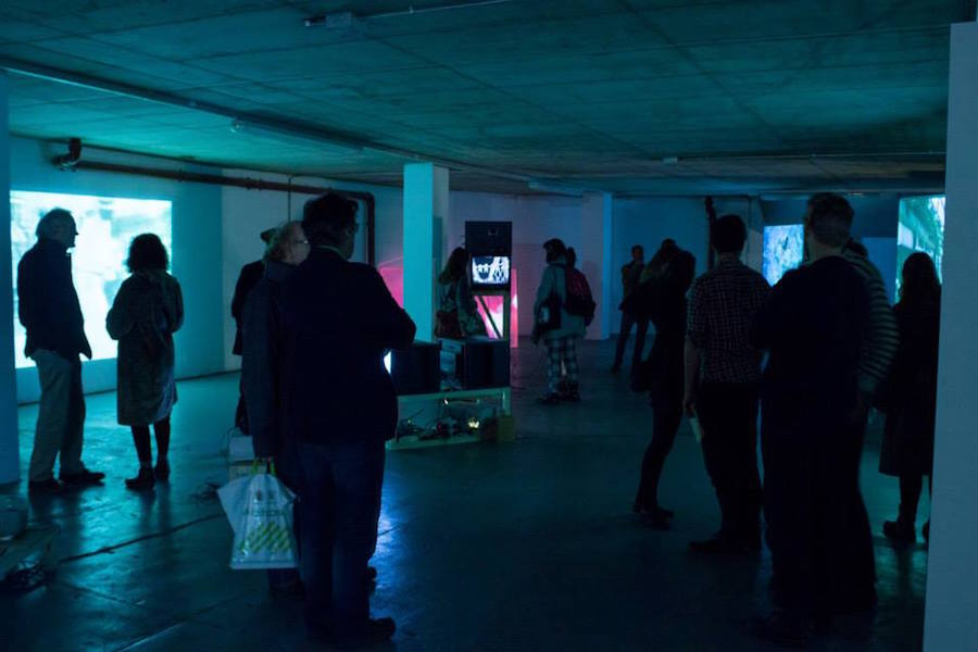 SAVORR XII: The Undercroft, November 2014