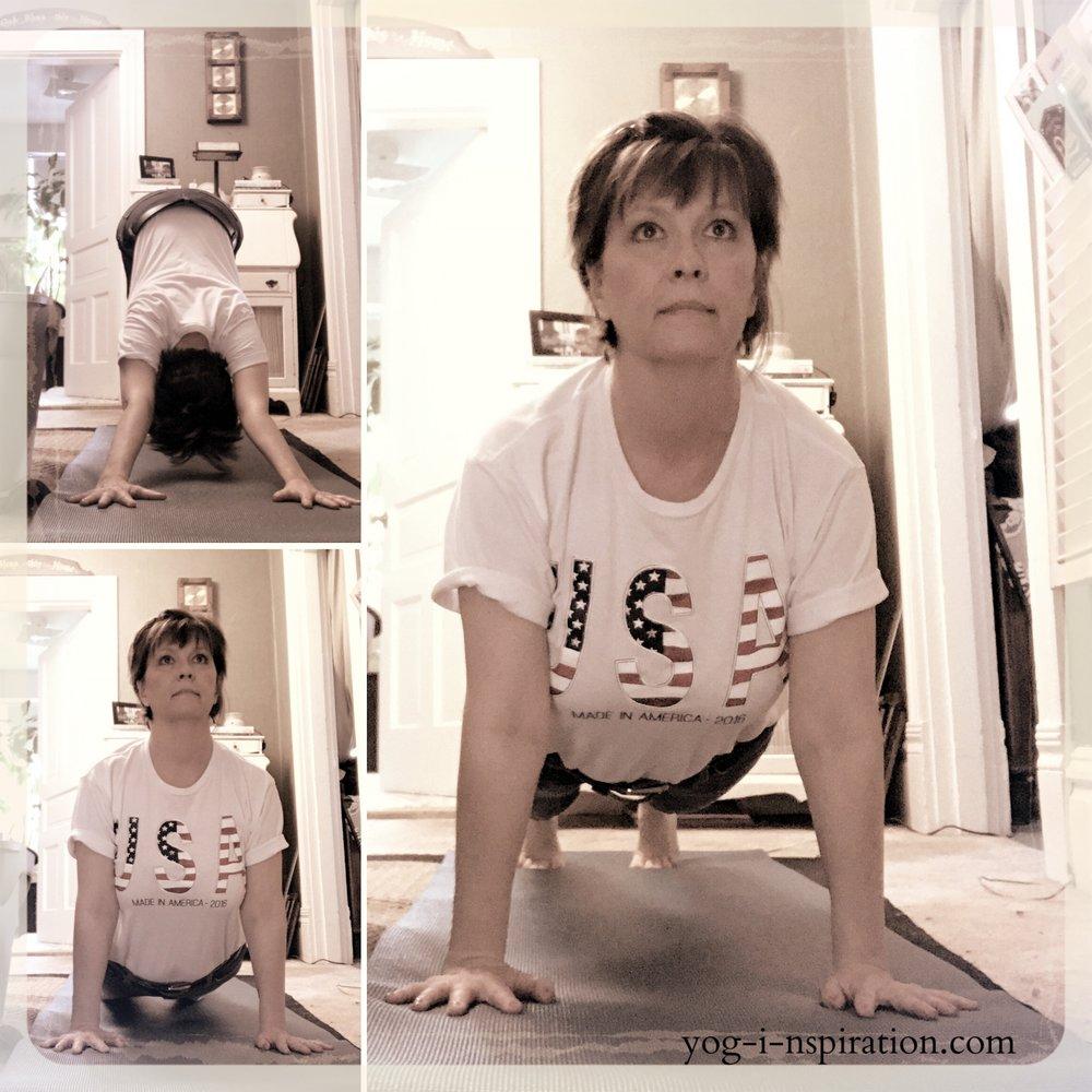 Simple Yoga Flow