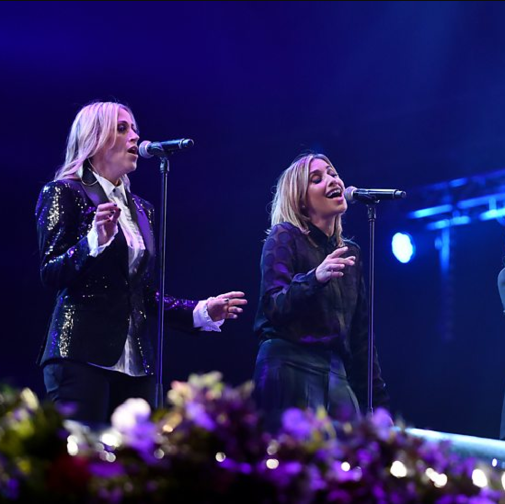 All Saints Tour 2016