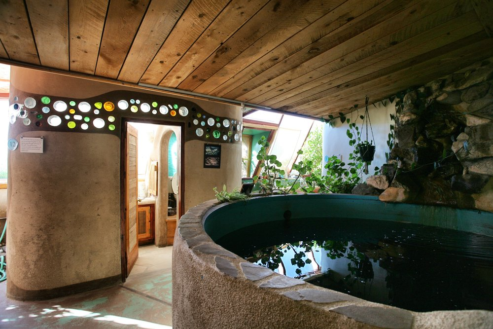 Design Principles Earthship Biotecture Michael Reynolds
