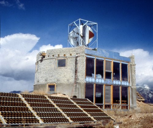 history — earthship biotecture