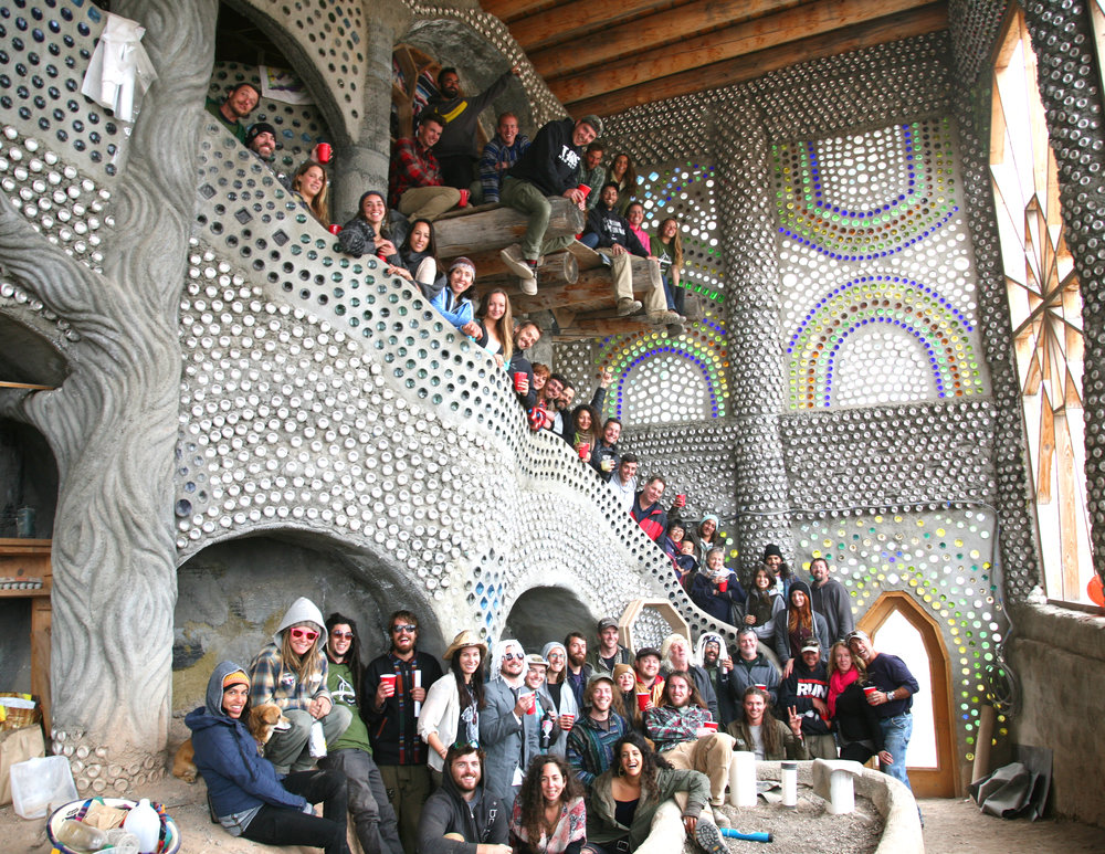 The authentic Earthship Academy program, founded by Michael Reynolds. Main Campus Taos, New Mexico. Global Sessions around the world.