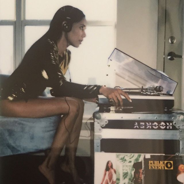 88 Vibes // #Polaroid VS. #Digital // Which one is your favorite? 1, 2, 3, 4 // #koss #techniques #paidinfull #power #radio #2livecrew #yobumrushtheshow #beastieboys Photo: @streetrunnermusic