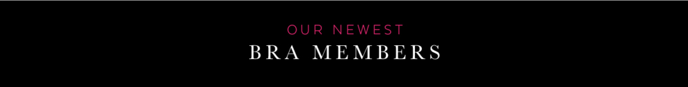 our newest Business relationship alliance members