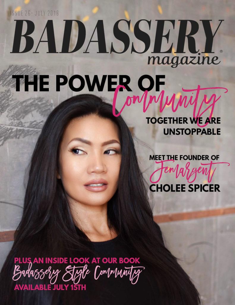 Badassery Magazine - July 2018 issue