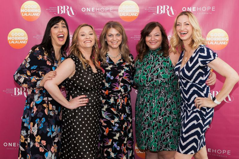 Photo by: Bree McCool Photography; view more fabulous pictures from this event in our  Women on the Rise 2019  album