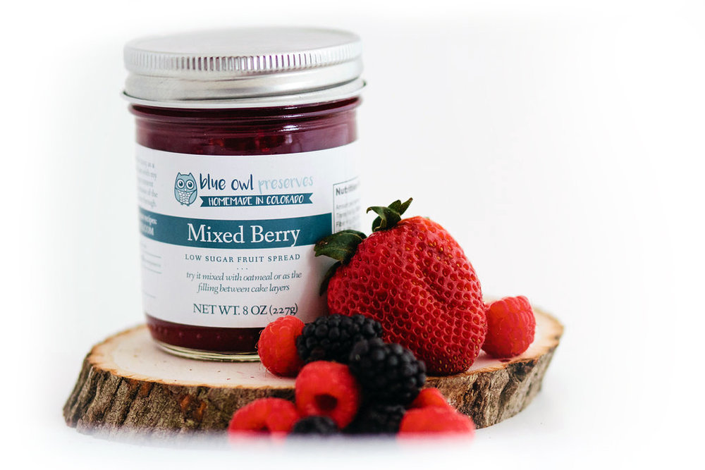 BlueOwlPreserves-Mixed Berry