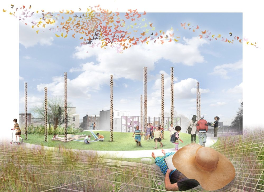 Roofmeadow / Studio Ludo Winning Competition Entry