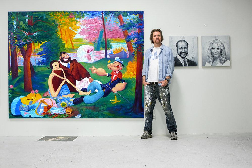 Andre von Morisse in studio.jpg
