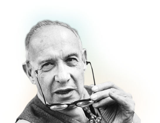 Peter Drucker (Source: Alchetron.com)